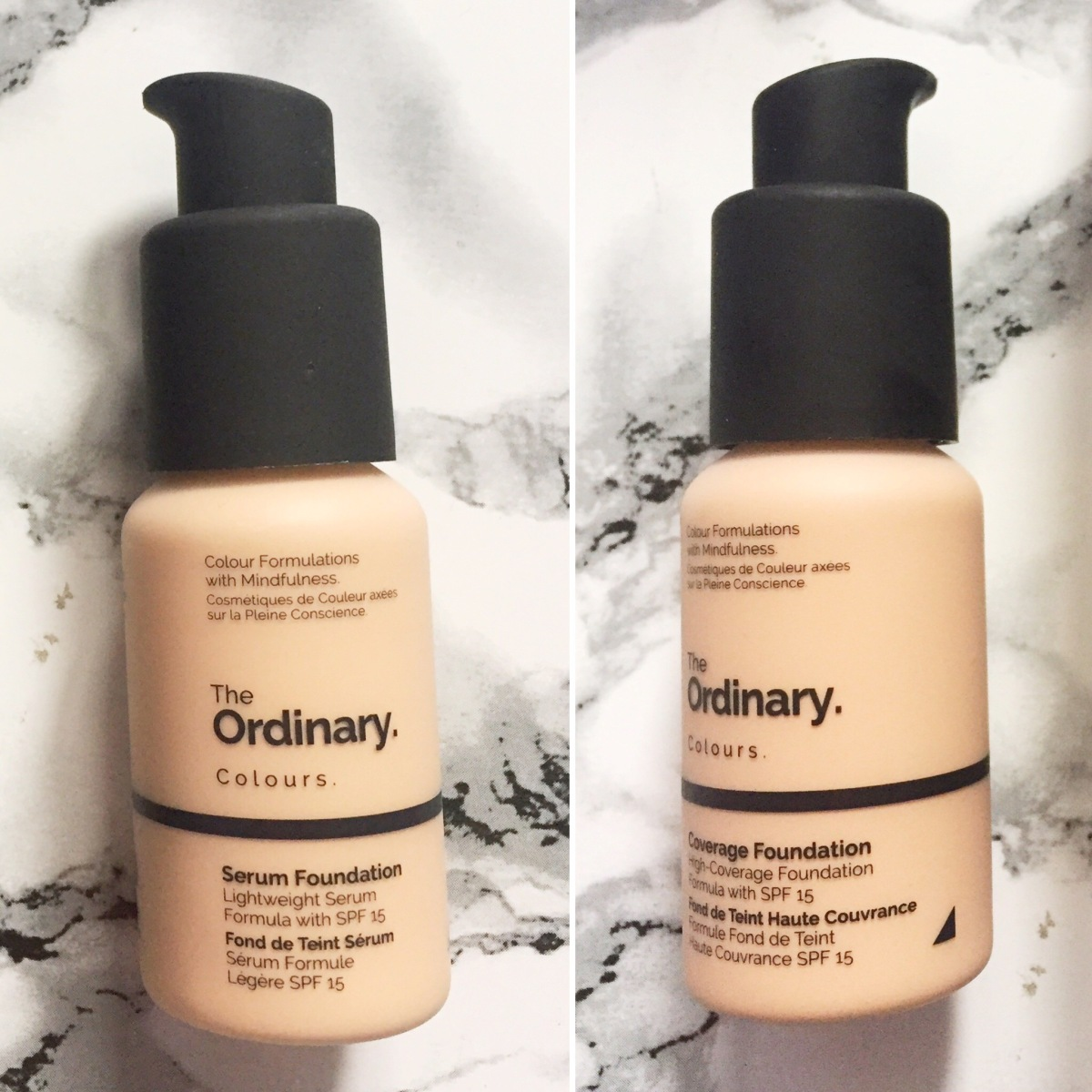 The Ordinary Foundation First Impressions Review Beauty And The Ballroom
