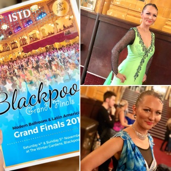 ISTD Grand Finals, Winter Gardens, Blackpool, Ballroom and Latin