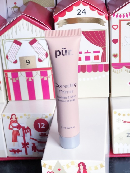 PUR Correcting Primer, Marks and Spencer Beauty advent calendar