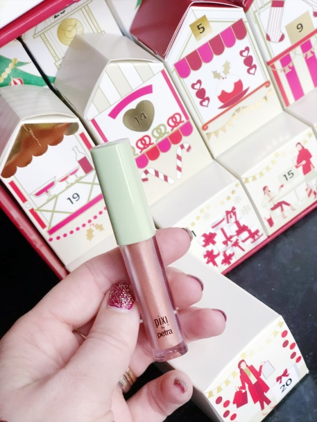 Pixi by Petra, Lip lift max, Marks and Spencer Beauty advent calendar