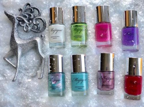 Majique Nail Buddy Nail Polish