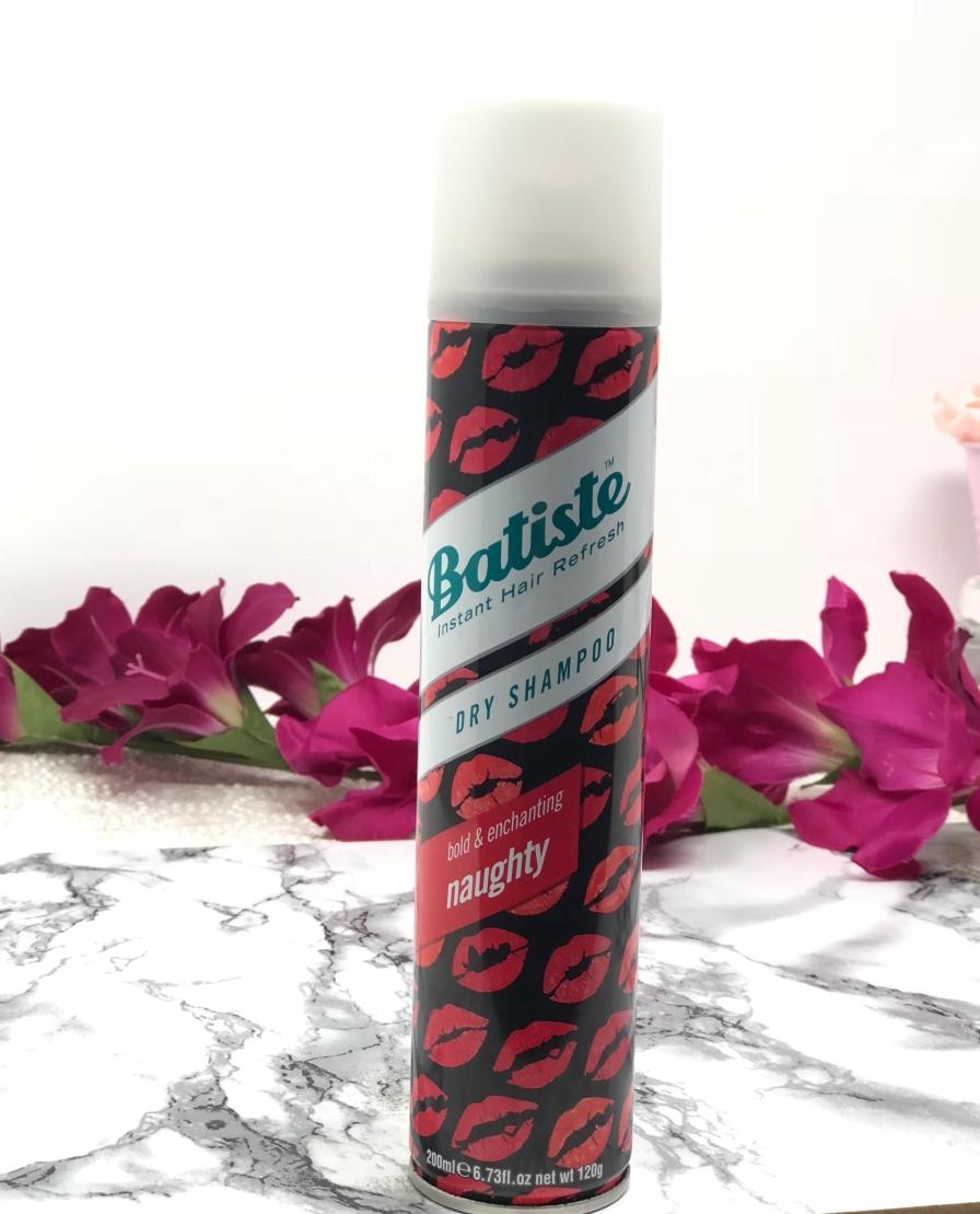 Batiste Dry hair shampoo