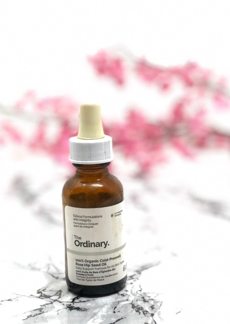 The Ordinary Cold Pressed Rose Hip Oil