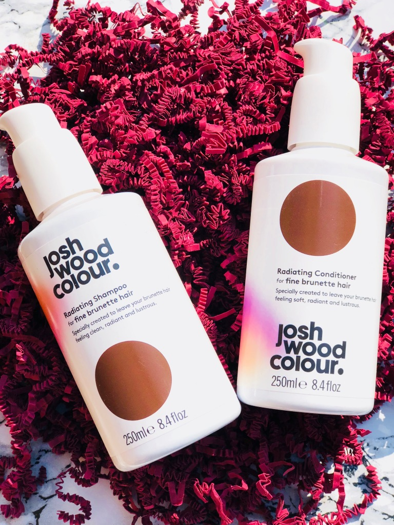 Josh Wood Colour Shampoo & Conditioner