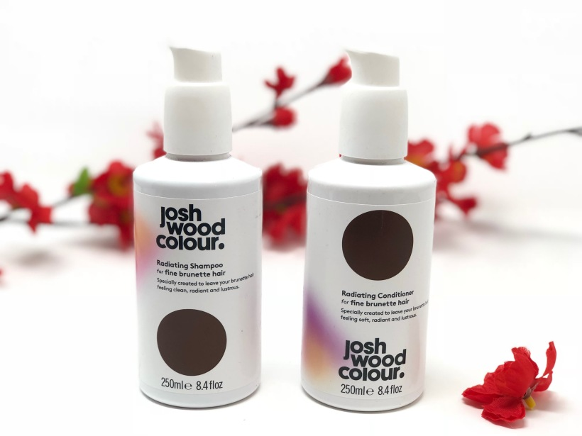 Josh Wood Colour Hair care