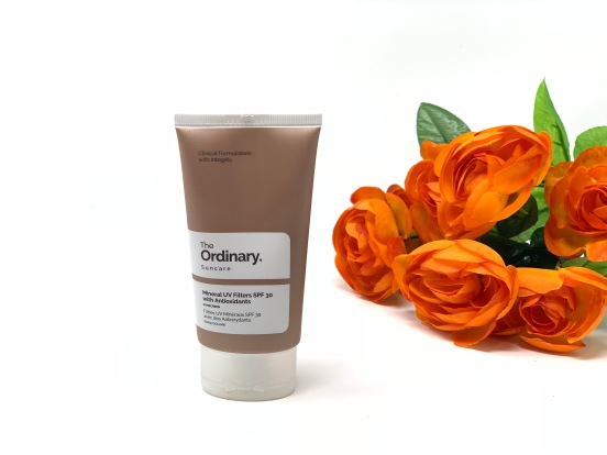 The Ordinary Mineral UV Filters SPF30