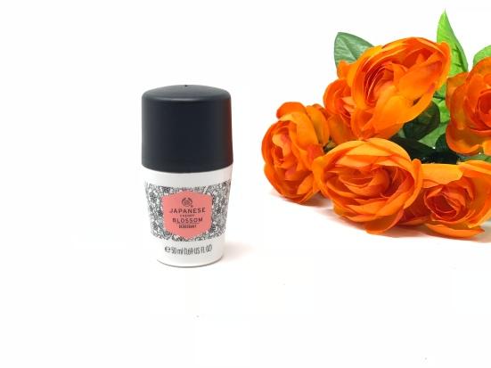 The Body Shop Japanese Blossom Deodorant