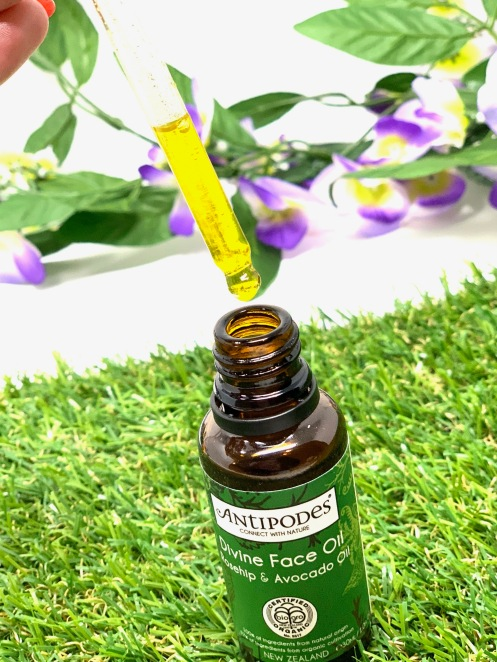 Divine Face Oil, Antipodes