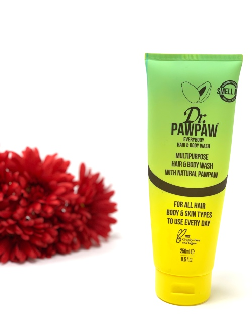 Dr Paw Paw Hair wash