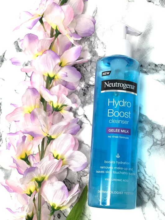 Neutrogena Hydro Boost Gelee Milk Cleanser