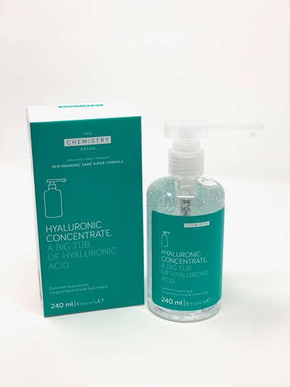 The Chemistry Brand - Hyaluronic Concentrate