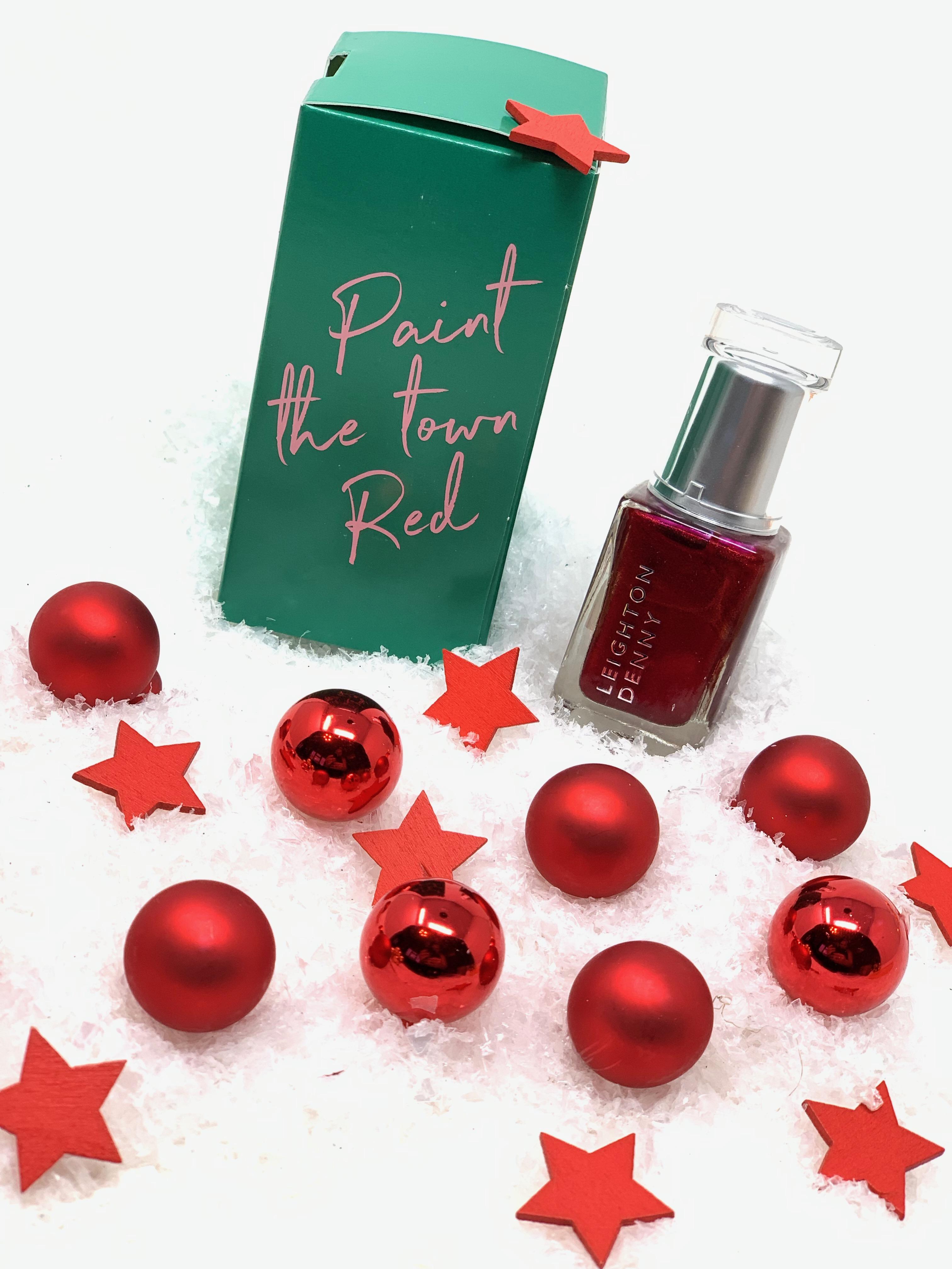 Leighton Denny Nail Polish, M&S Beauty Advent Calendar