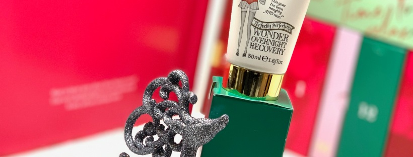 Percy and Reed, Marks and Spencer's beauty advent calendar
