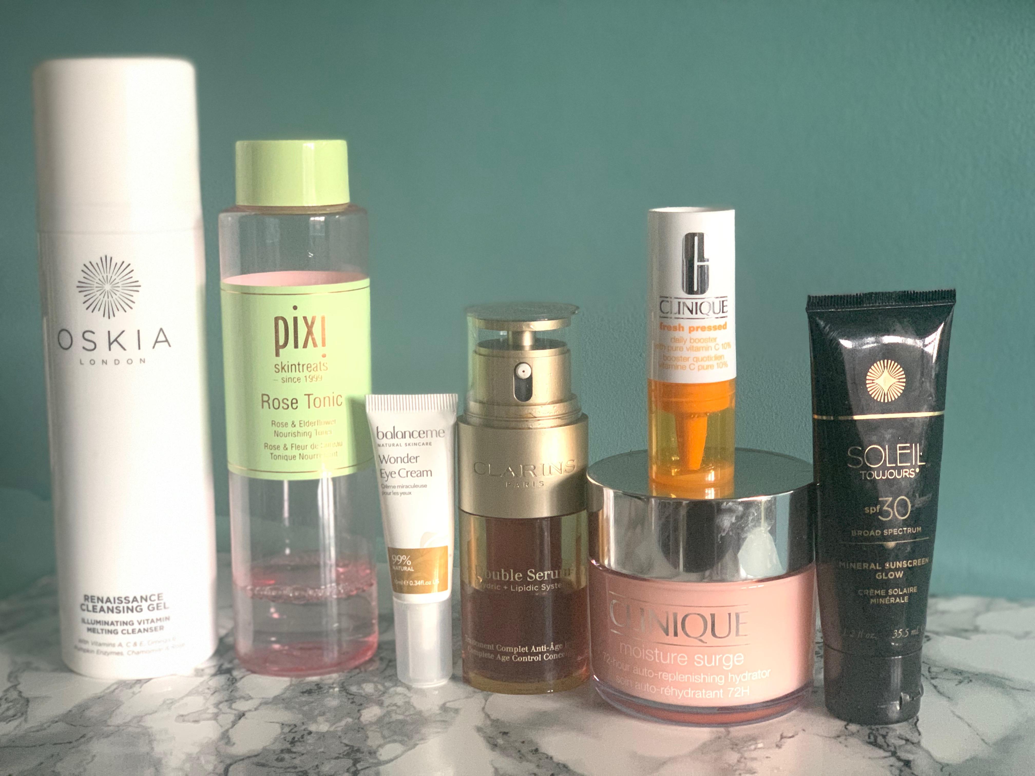 AM Skincare Routine