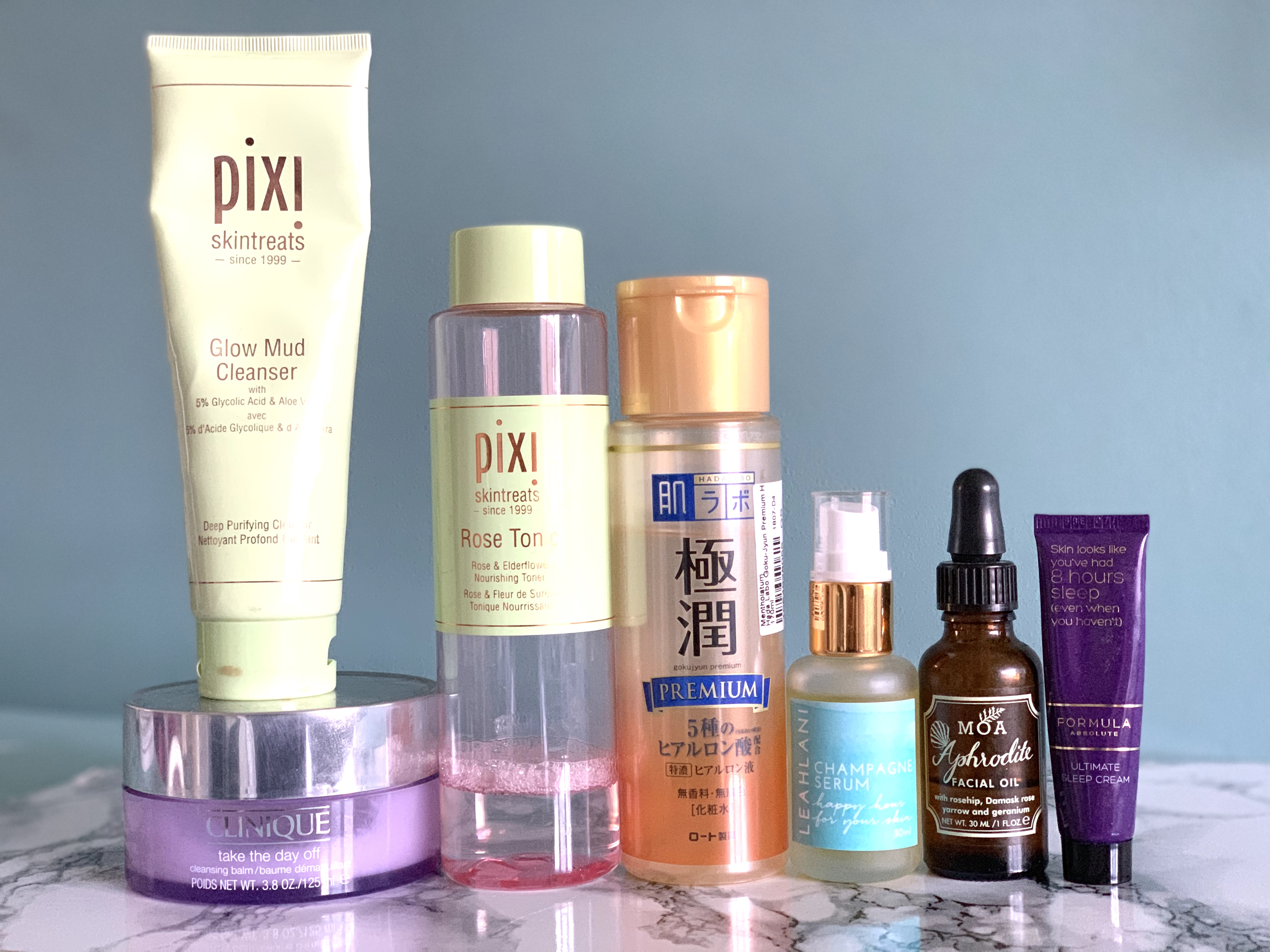 PM Skincare Routine