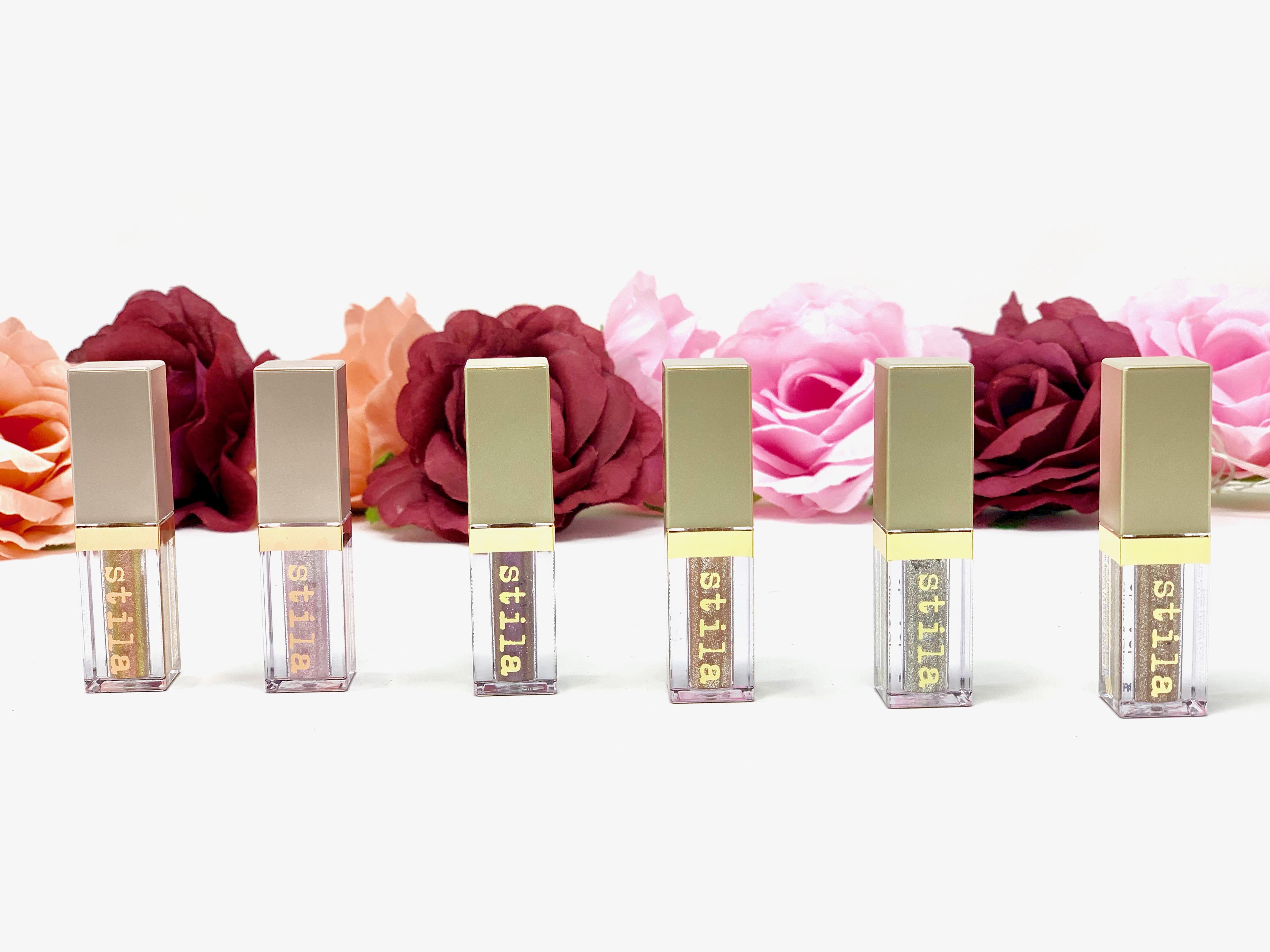Stilla Aura Alight Glitter & Glow Set