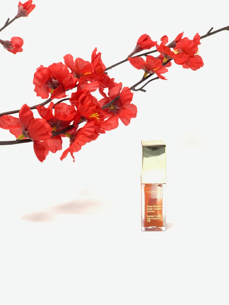Clarins Lip Oil - Tangerine