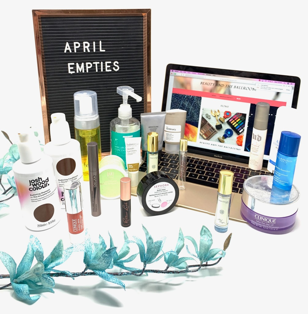 April Empties