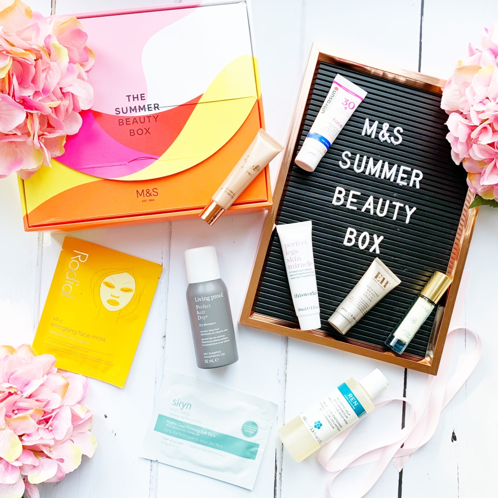 M&S Summer Beauty Box
