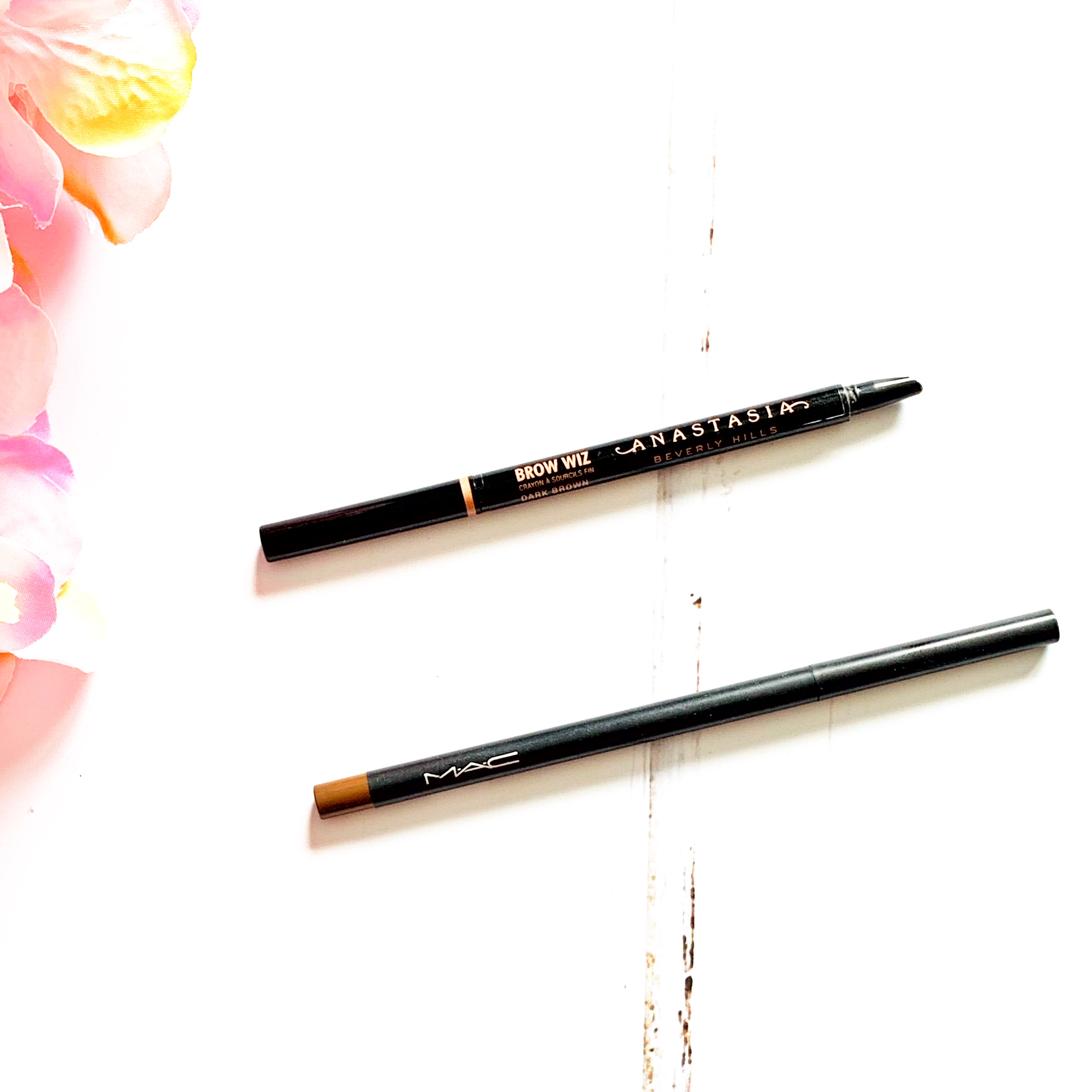 Anastasia Beverly Hills Brow Wizz & Mac Brow Pencil