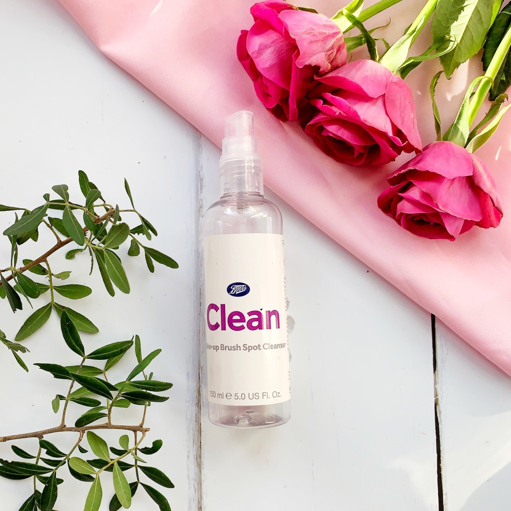 Boots - Clean Makeup Brush Spot Cleanser