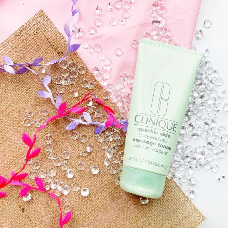 Clinique Sparkle Skin Body Exfoliator