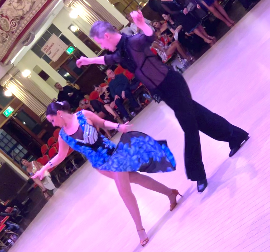 Winter Gardens, Blackpool - Jive